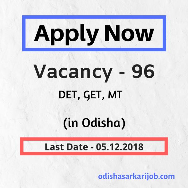 december job vacancy